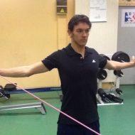 Musculation avec elastique