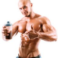 Musculation avec proteine