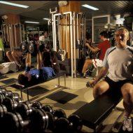 Musculation club