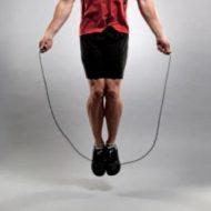 Musculation corde à sauter