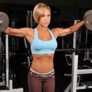 Musculation féminine