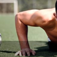 Musculation football