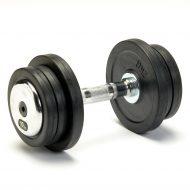 Musculation haltere