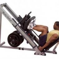 Musculation la presse