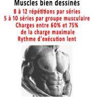 Musculation masse volume