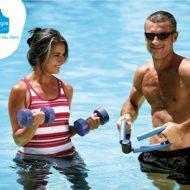 Musculation piscine