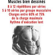 Musculation prendre du volume