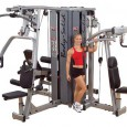 Musculation professionnelle