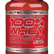 Musculation proteine