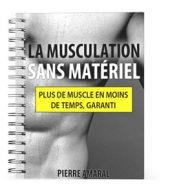 Musculation sans matériel livre