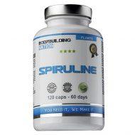 Musculation spiruline