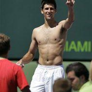Musculation tennis