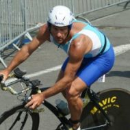 Musculation triathlon