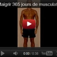 Musculation video