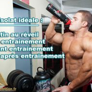 Musculation whey