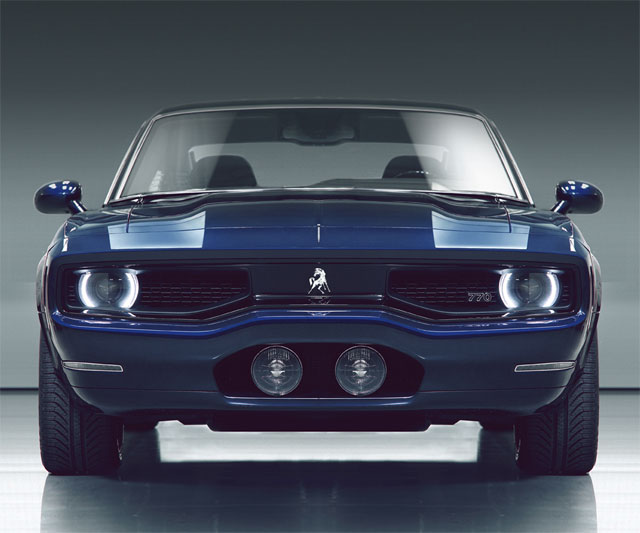 new muscle cars