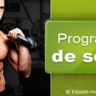 Nutrition musculation seche