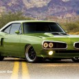 Old school muscle cars