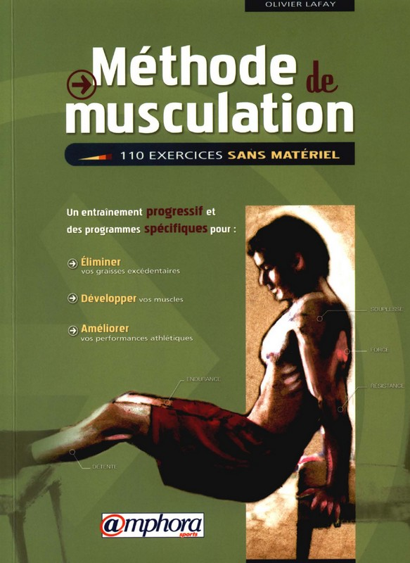 olivier lafay méthode de musculation