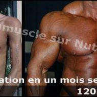 Prendre des muscles