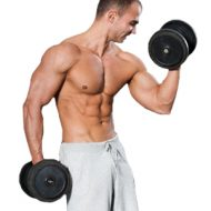 Prendre muscle sec