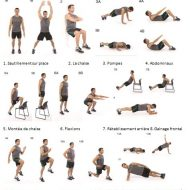 Programme fitness musculation
