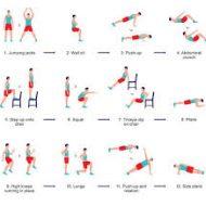 Programme musculation domicile