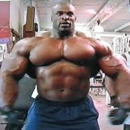 Programme musculation ronnie coleman