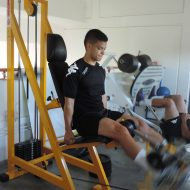 Programme reprise musculation