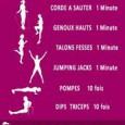 Programme sportif pour se muscler