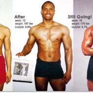 Quick muscle gain