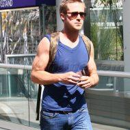 Ryan gosling muscle