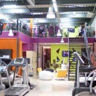 Salle de musculation amazonia