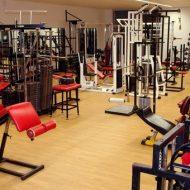 Salle de musculation low cost