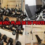 Salle de musculation marseille