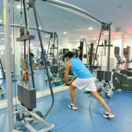 Salle de musculation puteaux