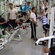 Salle de musculation tours