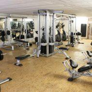 Salle de sport musculation