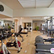 Salle musculation sport