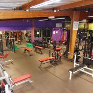 Salle sport musculation