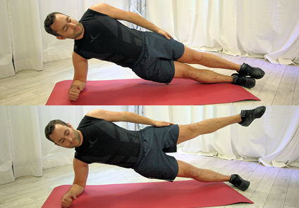 se muscler la ceinture abdominale