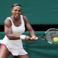 Serena williams muscle