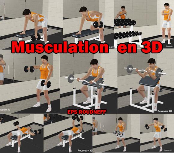 site pour musculation