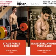 Stage musculation