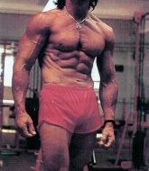 Sylvester stallone muscle