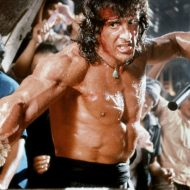 Sylvester stallone muscles