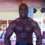 Teddy riner musculation