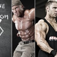 Testosterone muscle building