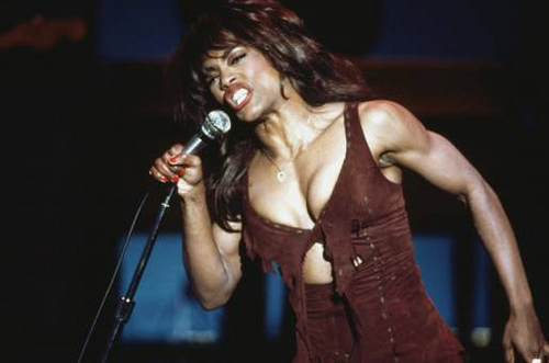tina turner muscles