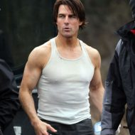 Tom cruise muscle